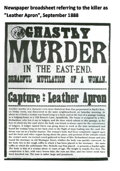 Jack the Ripper Cloze Activity