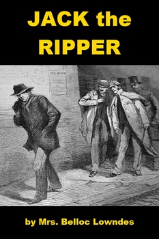 Drama - Jack the Ripper! Radio Script