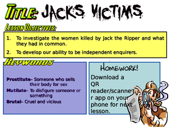 Jack the Ripper's Victims