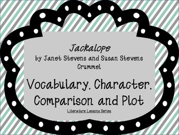 Jackalope: Activities for Guided Read Aloud
