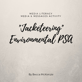 Jacketeering - Creative Response to Texts