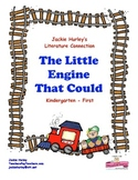 Jackie Hurley's Literature Connection: The Little Engine T