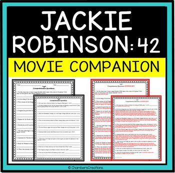 Jackie Robinson 42 Movie Guide