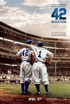 "Jackie Robinson ""42"" Movie Reading Civil Rights Movement US History"