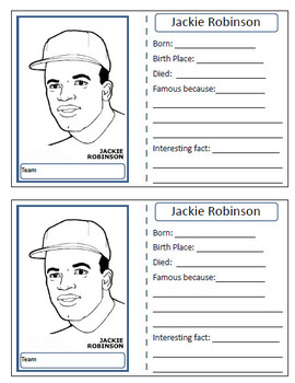 an essay on the history of baseball cards Database of free history essays search to find a specific history essay or browse from the list below: civil rights and african american baseball players.