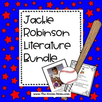 Jackie Robinson Baseball Literature Bundle