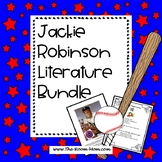 Jackie Robinson Baseball Literature Bundle