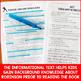 Jackie Robinson Baseball Unit:  Novel Study and Informational Passage