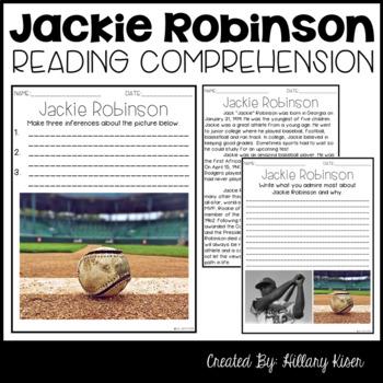 Leveled Text U: Jackie Robinson