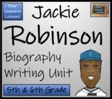 Jackie Robinson - Biography Writing Unit