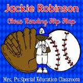Jackie Robinson Close Reading Flip Flap