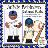 Black History Month Craft {Jackie Robinson}
