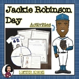 Jackie Robinson Day Activities/Craft
