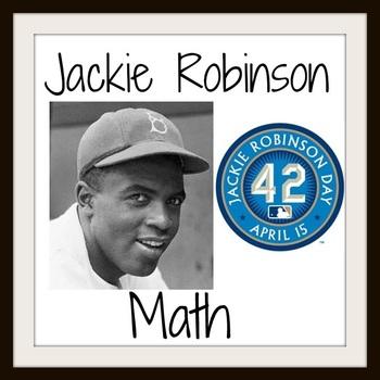Jackie Robinson Day May - Grades 5-8
