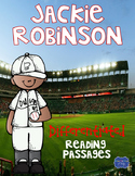 Jackie Robinson Differentiated Reading Passages & Questions