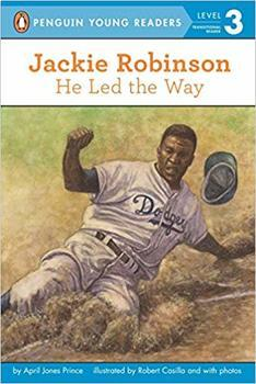 Jackie Robinson  He Led the Way – LISTENING & QUESTIONS - ESL Book Study 2nd