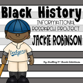 Jackie Robinson- Informational Writing