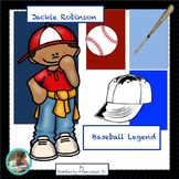 Jackie Robinson: Non-Fiction Passages & Printables