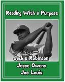 Jackie Robinson, Jesse Owens, and Joe Louis: Common Core