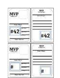 Jackie Robinson MVP Trading Cards
