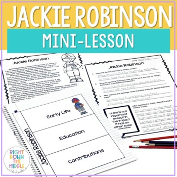 Jackie Robinson Mini-Lesson