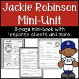 Jackie Robinson Mini-book for Black History