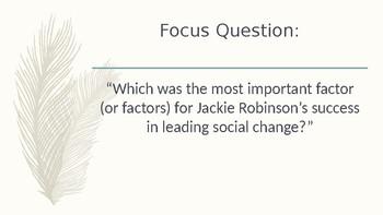 Jackie Robinson Module 3 Unit 2