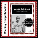 Jackie Robinson Reading Comprehension