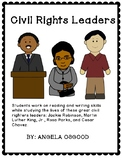 Civil Rights Leaders Packet