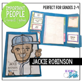 Jackie Robinson Research Lapbook