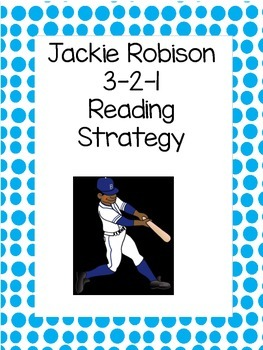 Jackie Robinson Say What??? SOL 2.11