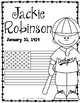Jackie Robinson Biography Research Bundle {Report, Trifold, & MORE!}