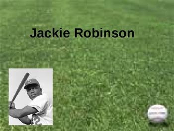 Jackie Robinson-The man who changed baseball