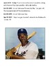 Jackie Robinson Timeline and Quotes