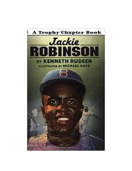 Jackie Robinson (Trophy Chapter book) Questions