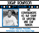 Jackie Robinson Unit SS2H1 Georgia Historical Figures