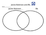 Jackie Robinson Venn Diagram that you can Edit