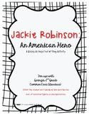 Jackie Robinson Writing Activity