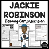 Jackie Robinson biography, questions, documents, Civil Rights, baseball, sports