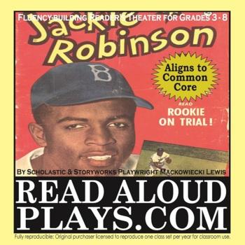 Jackie Robinson readers theater baseball play