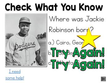 Jackie Robinson eBook