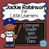 Jackie Robinson Activities Black History Month Kindergarten-2 Digital Print ESL