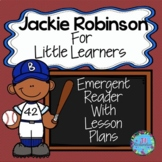 Jackie Robinson Activities Black History Month Kindergarte