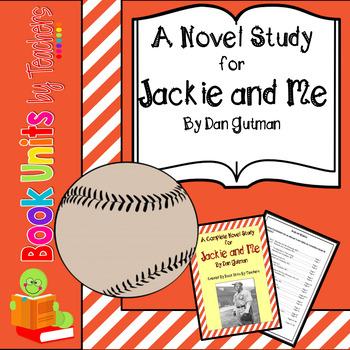 Jackie and Me by Dan Gutman