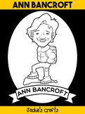 Jackie's Crafts - Biography Craft Activity Book - Ann Bancroft