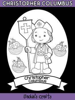 Jackie's Crafts- Biography Craft Activity Book - Christopher Columbus 2