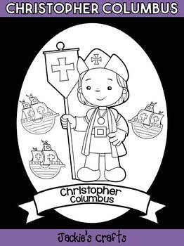 Jackie's Crafts- Biography Craft Activity Book - Christopher Columbus 2