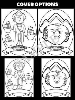 Jackie's Crafts- Biography Craft Activity Book - Christopher Columbus