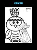 Jackie's Crafts -  Native American Owl Craftivity - Teepee Activity, Tipi