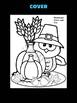Jackie's Crafts -  Pilgrim Owl Harvest Craftivity - Fall Thanksgiving Activity